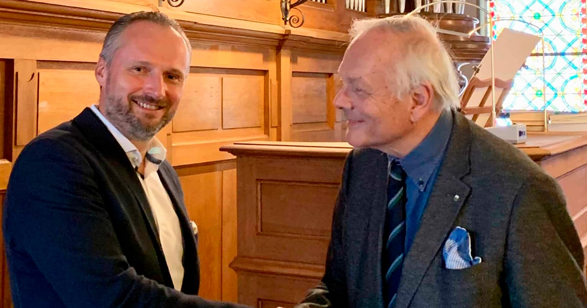 RCLIN Group Supports Renovation of the Grand Organ of Sacre-Coeur in Montreux - RCLIN