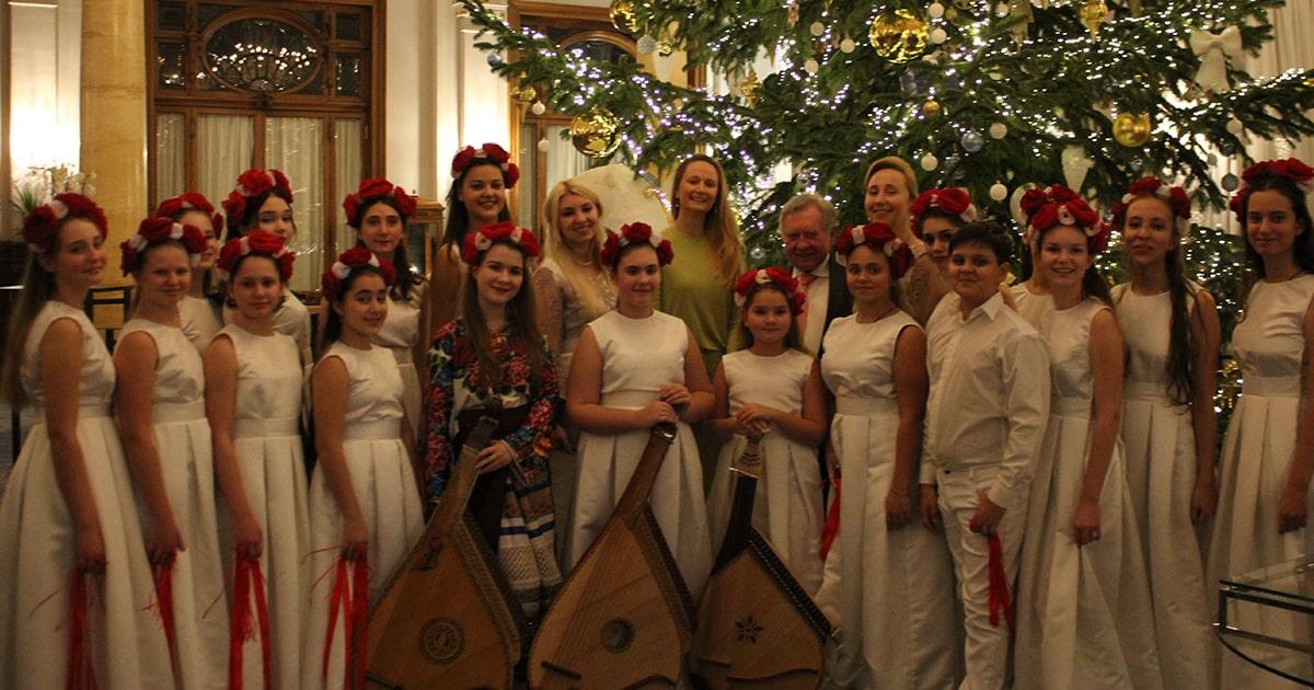 Montreux Christmas Gala