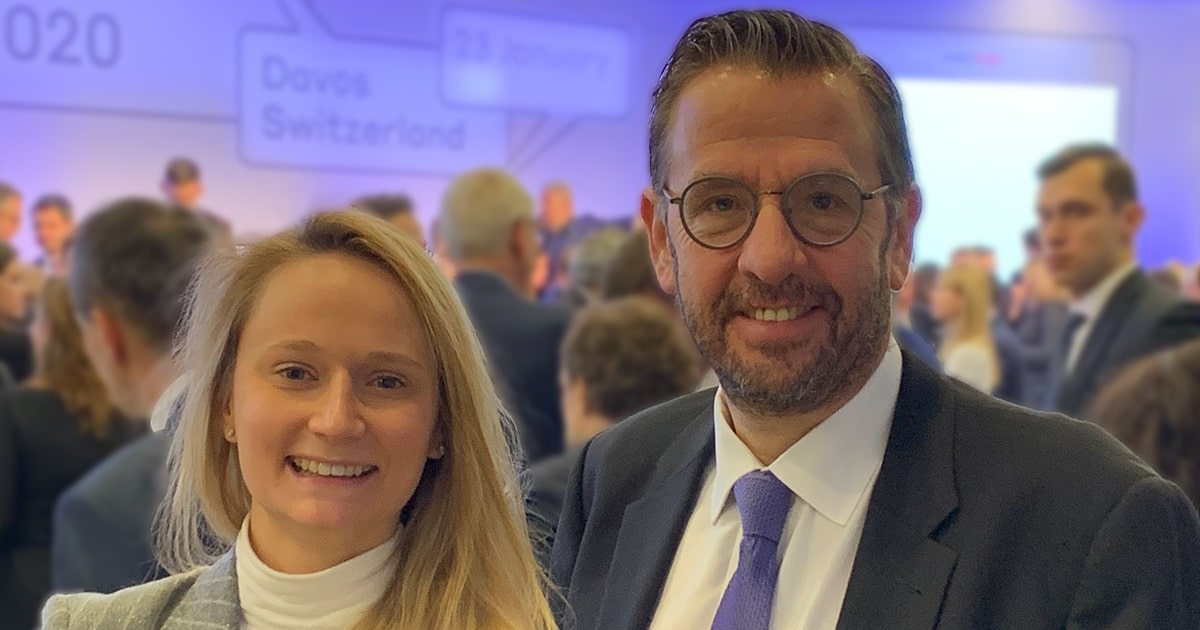 RCLIN Group finalizes the 2020 strategy in Davos